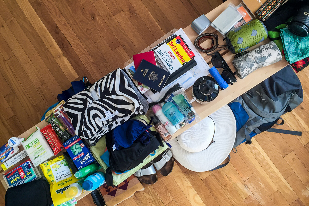 The Ultimate Sri Lanka Packing List |What to Bring, Buy, and Pack | LOST NOT FOUND